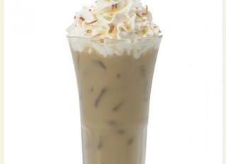 Coconut Cream Pie Iced Latte