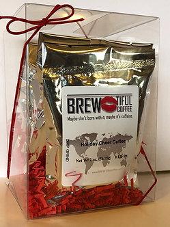 Christmas Coffee Cube
