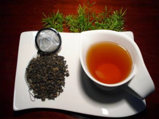 Temple of Heaven Gunpowder is February Tea of the Month
