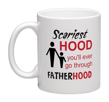 Coffee Mug Fatherhood 11oz.