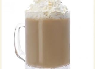 Peanut Butter Coconut Latte