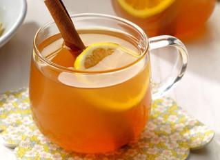 Lemon Spice Tea is October's Tea of the Month