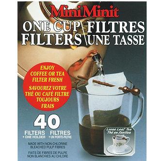 Mini Minit Filters
