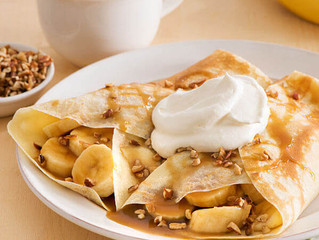 Bananas Foster February Coffee Flavor of the Month