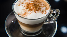 Cappuccino Cream January Coffee Flavor of the Month