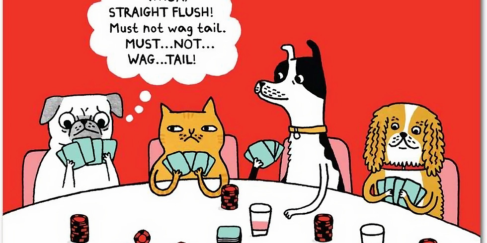 Poker for Paws