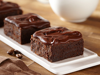 Hot Fudge Brownie April Coffee Flavor of the Month