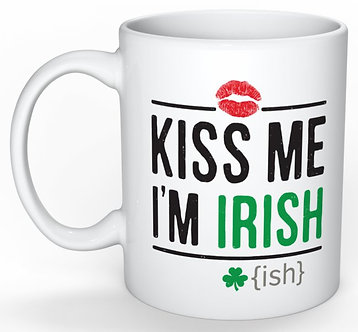 Coffee Mug Irish 11oz.