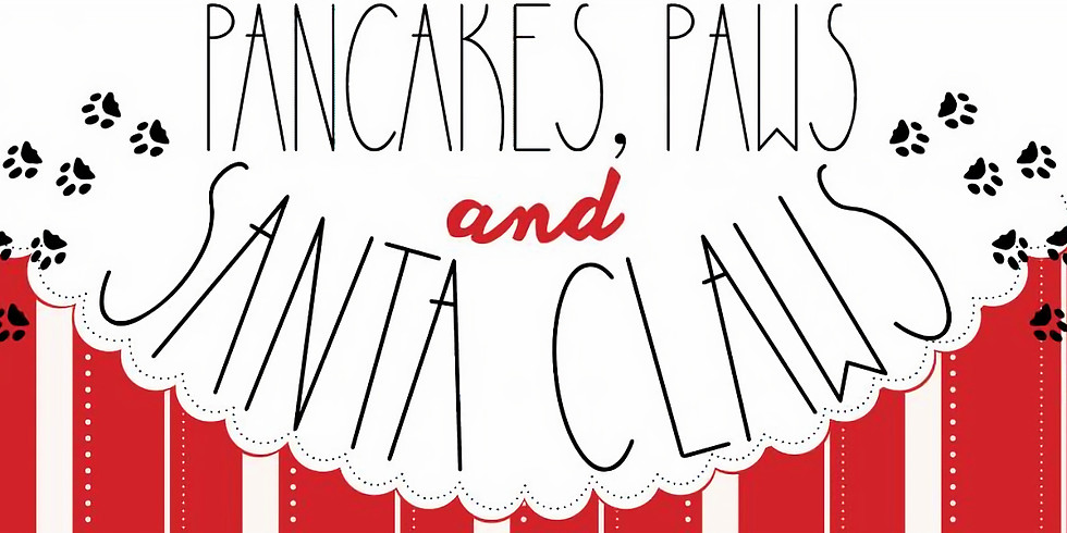 Pancakes, Paws and Santa Claws