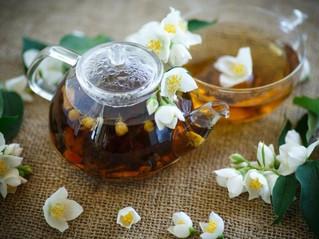Blue Eye's Tisane Tea is July's Tea of the Month
