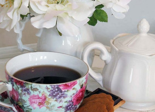 Proper English Tea is August's Tea of the Month