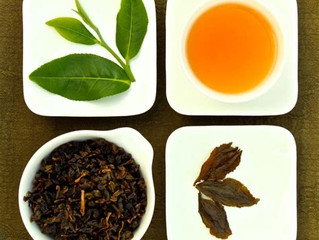 Formosa Oolong Tea is May's Tea of the Month