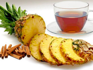 Pineapple Tea Flavor of the Month