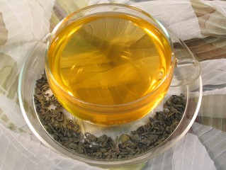 Chinese Hyson Green Tea is February's Tea of the Month