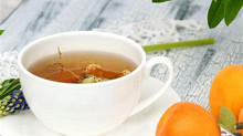 Apricot Tea is November's Tea of the Month