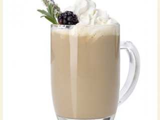 Blackberry White Chocolate Mocha