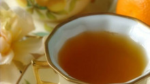 Orange Blossom Spice April Tea of the Month