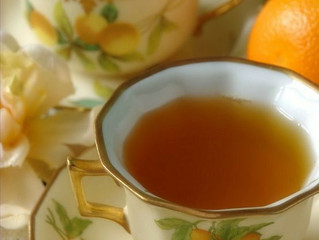 Orange Blossom Spice April Tea of the Month