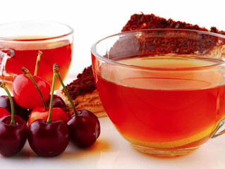 Sweet Cherry Tea of the Month