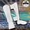 Thumbnail: VENUM ELITE STANDUP SHIN GUARDS - WHITE/WHITE