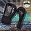 Thumbnail: RINGHORNS NITRO BOXING GLOVES -BLACK/BLACK