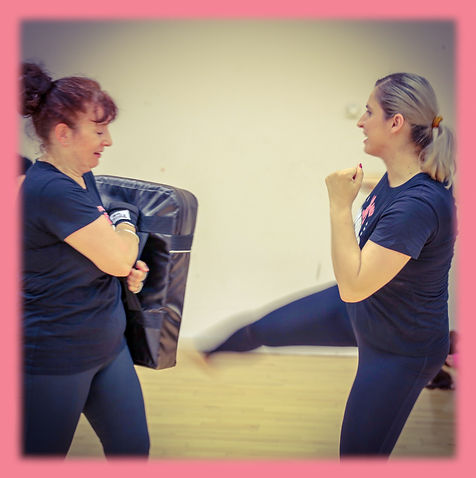 kickboxing for ladies in derby