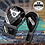 Thumbnail: RINGHORNS NITRO BOXING GLOVES - BLACK