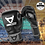 Thumbnail: RINGHORNS DESTROYER BOXING GLOVES - LEATHER - BLACK/GREY