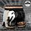 Thumbnail: VENUM GIANT MUAY THAI SHORTS - BLACK/WHITE/GOLD