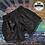 Thumbnail: VENUM GIANT MUAY THAI SHORTS - BLACK/BLACK