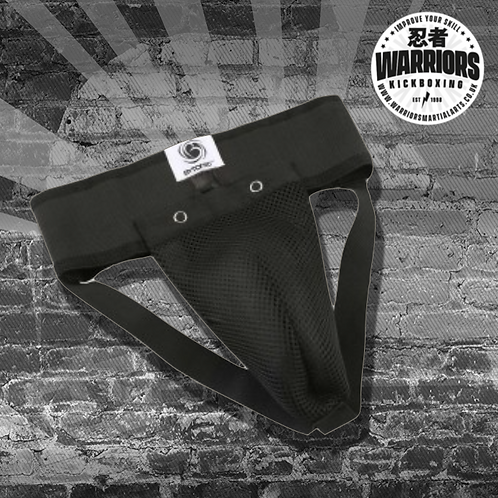 BYTOMIC CLASSIC GROIN GUARD BLACK