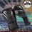 Thumbnail: VENUM IMPACT BOXING GLOVES - BLACK/BLACK