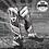 Thumbnail: RINGHORNS NITRO SHIN GUARDS INSTEPS - BLACK