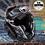Thumbnail: VENUM GLADIATOR 3.0 HEADGEAR - BLACK/WHITE