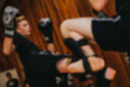 adult kickboxing in bilborough