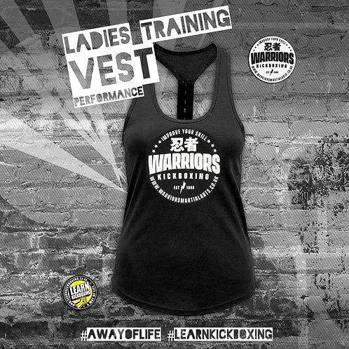 Performance Training Vest (Ladies)