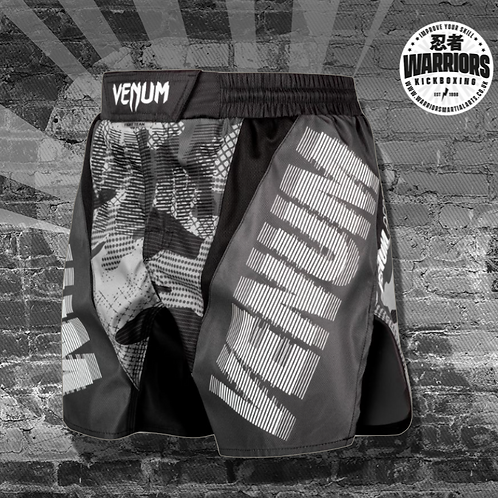 VENUM TACTICAL FIGHTSHORTS - URBAN CAMO/BLACK