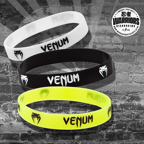 VENUM WRIST BAND - VARIOUS COLOURS