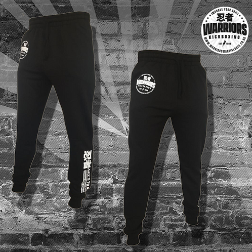 WARRIORS TAPERED JOGGERS