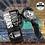 Thumbnail: RINGHORNS CHARGER CAMO BOXING GLOVES - BLACK/GREY