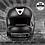 Thumbnail: RINGHORNS NITRO HEADGEAR-BLACK/GREY