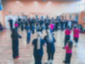 Junior kickboxing classes in Hucknall Nottingham