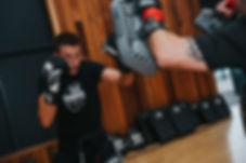Adult Kickboxing classes at Kimberley