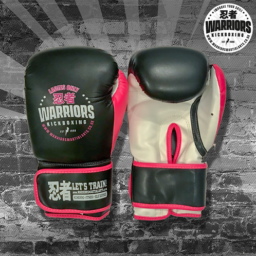 Warriors Ladies Only Kickboxing Gloves