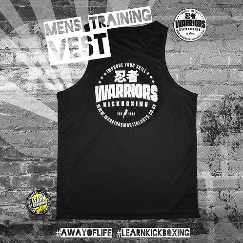 Kickboxing Training Vest (Men's)