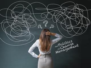 The Politics of Change Management