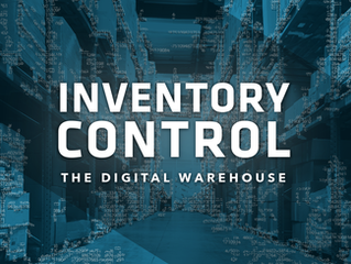 Inventory Control: The Digital Warehouse