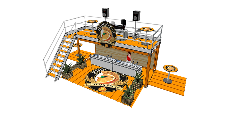 Tradeshow Booths and Fixtures
