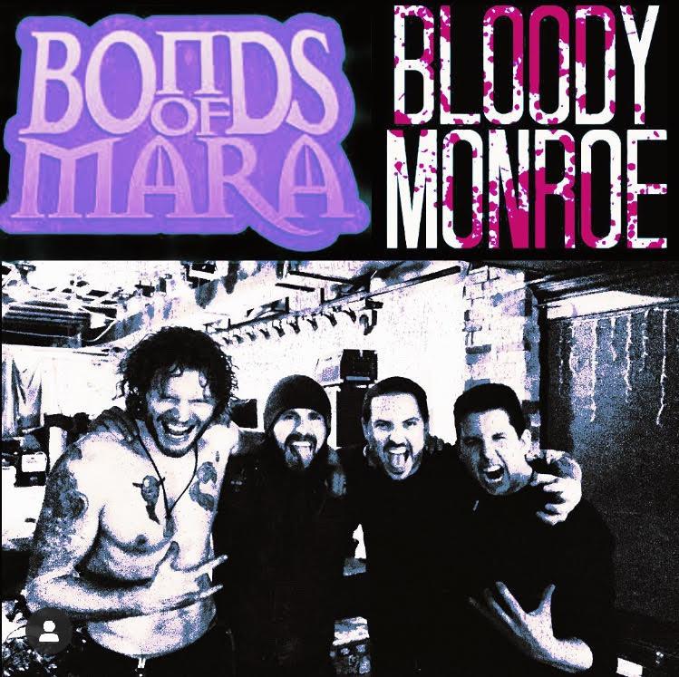 Bonds of Mara & Bloody Monroe