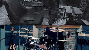 Back In The Studio !!!
